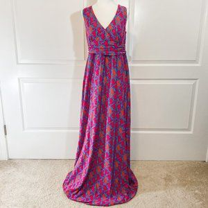 NWT Lilly Pulitzer Sloane Maxi Hold Your Horses L